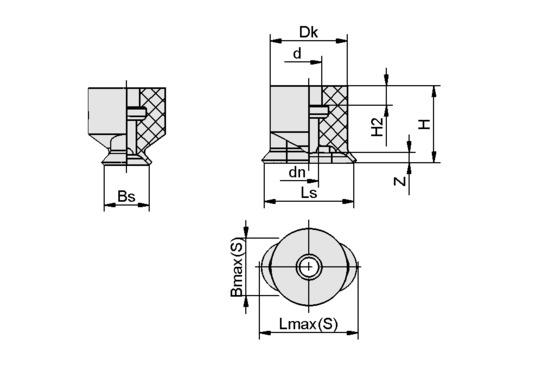 SGO 4x2 NBR-60 N003