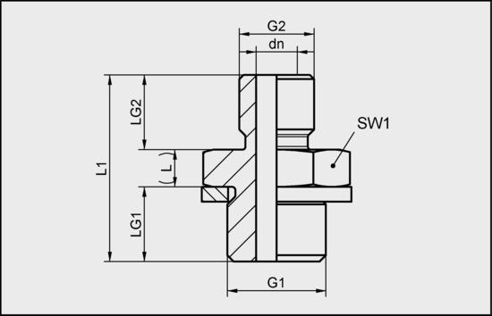 SA-NIP N009 G1/4-AG