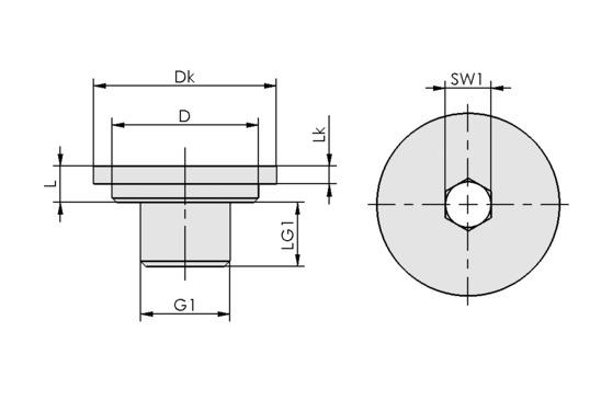 VRS-AN G1/8-AG