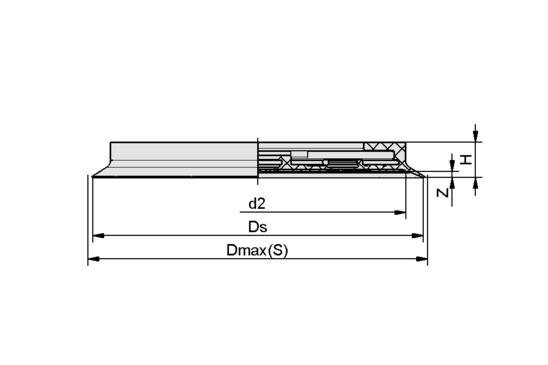DR-SGF 150 EPDM-55