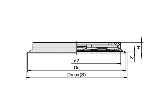 DR-SGF-HS 150 HT1-60