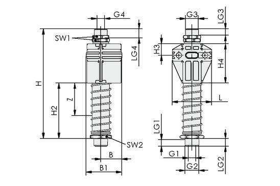 FSTF G1/2-AG 50 VG