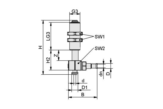 FSTIm N004 4/2.5 L 5 IN