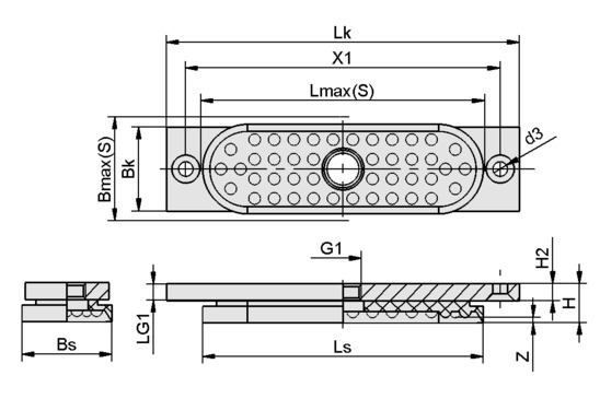 SPLO 60x20 NBR-55 G1/8-IG