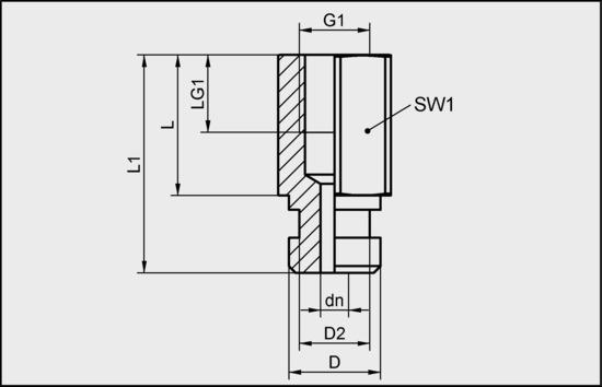 SA-NIP N021 M5-IG DN200