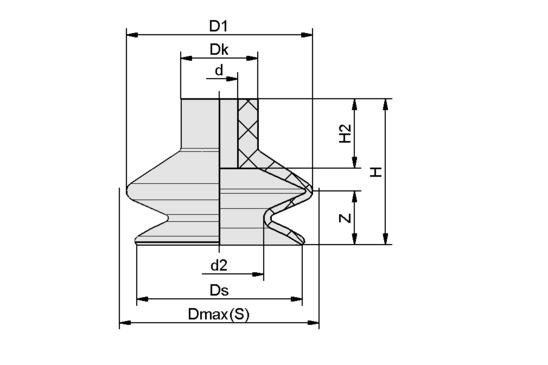 FGA 22 PVC-50 N016
