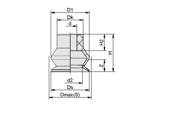 FGA 19 PVC-50 N056