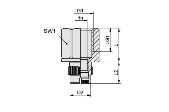 SC-A 045-AR G1/4-IG L