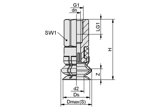 SPB1 10 ED-65 M5-IG