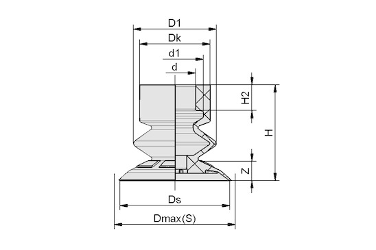 SFB1 20 EPDM-45 SC040