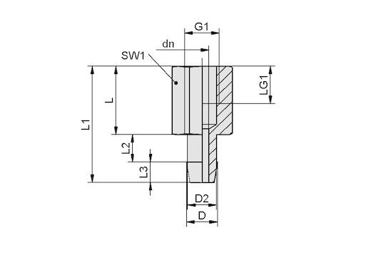SA-NIP N016 M5-IG DN310
