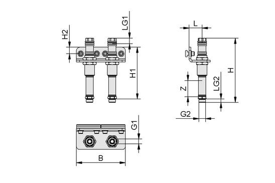 FST-STARR 75 HD2 G1/2-AG G3/8-IG