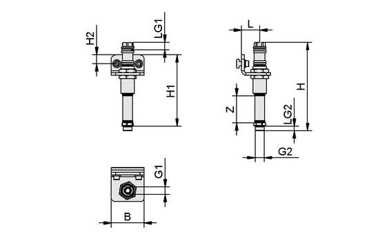 FST-STARR 25 HD1 G1/2-AG G3/8-IG