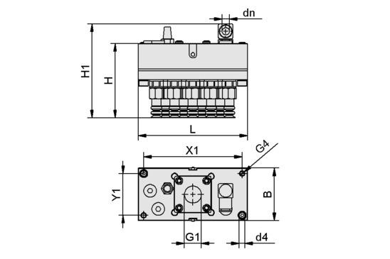 FX-SW 120x60 20 14xFSG-12