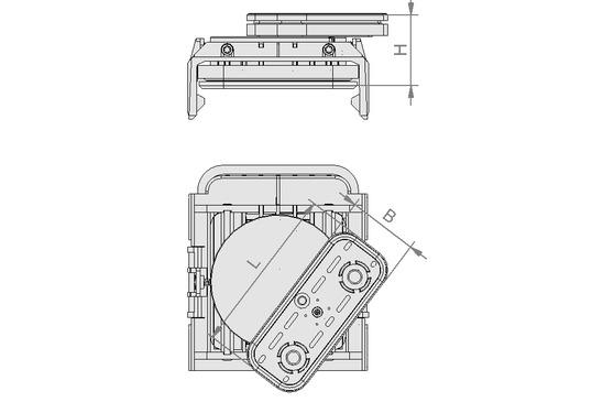 VCBL-K1 125x75x50 D-360
