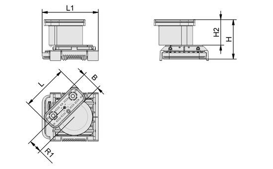 VCBL-K2 120x50x100 D-360