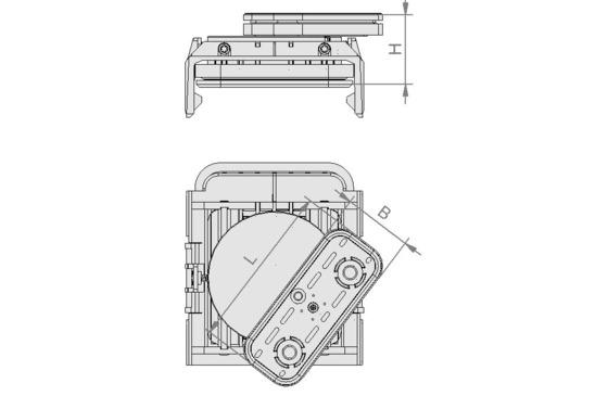 VCBL-K1 130x30x85 D-360