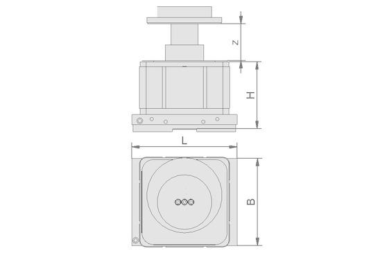 VCMC-K2 154x128x75 12-80