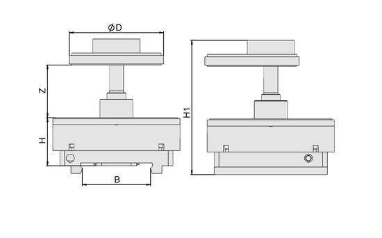 VCMC-S1 120x120x50 12-80