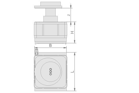 VCMC-K1 154x128x125 10-100