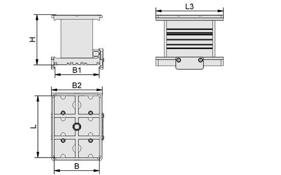 VCBL-A-K1-160x120x125