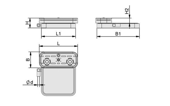 VCBL-G-K1 120x50x30