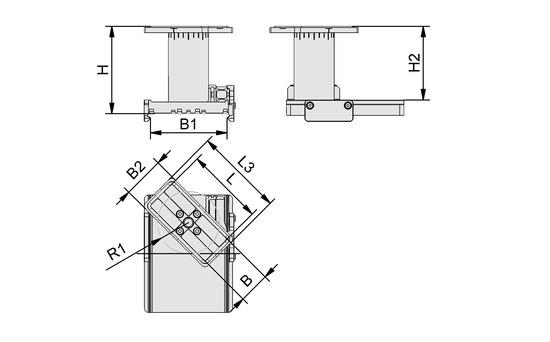 VCBL-A-K1-120x50x100-D-360