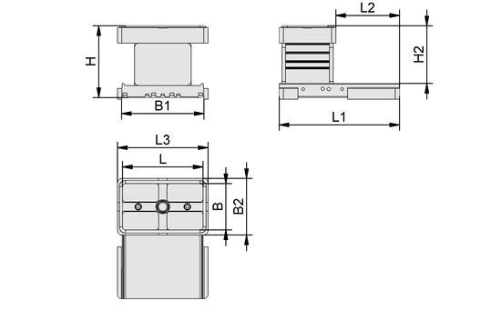 VCBL-A-K2-125x75x125-Q