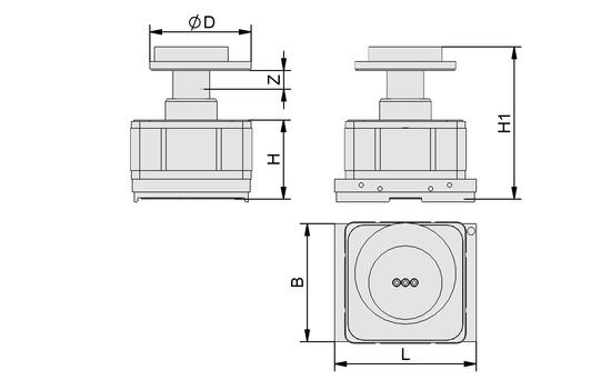 VCMC-K1 170x128x100 10-100