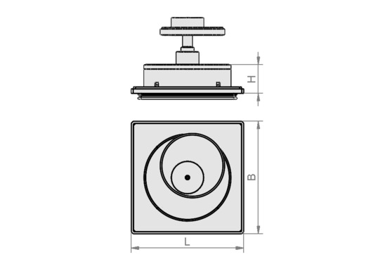 VCMC-R 175x175x45 12 30/50