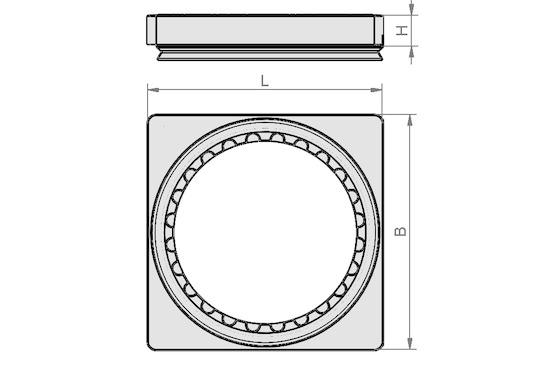 AP-R-160x160x16-50x50