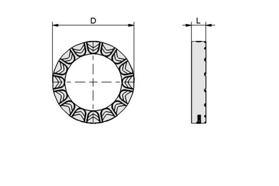 REIB-RING SGM 40 PU-55