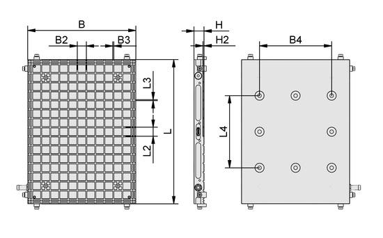 MPL 300x200x28 12.5x12.5 3x3