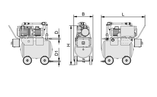VAGG 40 AC3 80