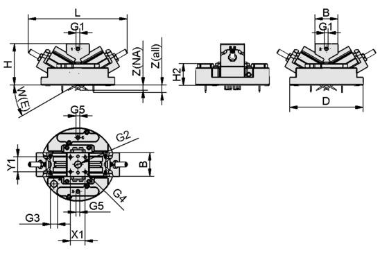 SNG-BV 10 1.2 V 100SF SBS-4POS