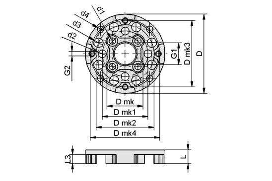 FLAN-PL 55x9.5-JP1
