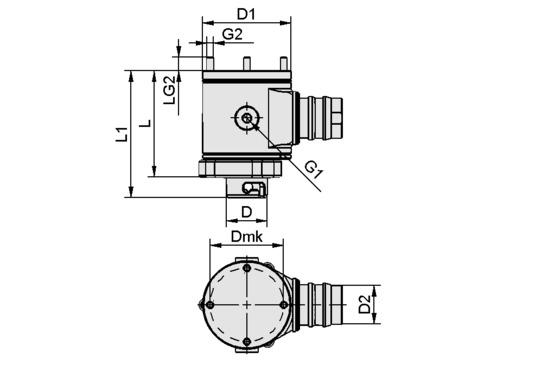 VEE-RU 55x83.5 60 QCM