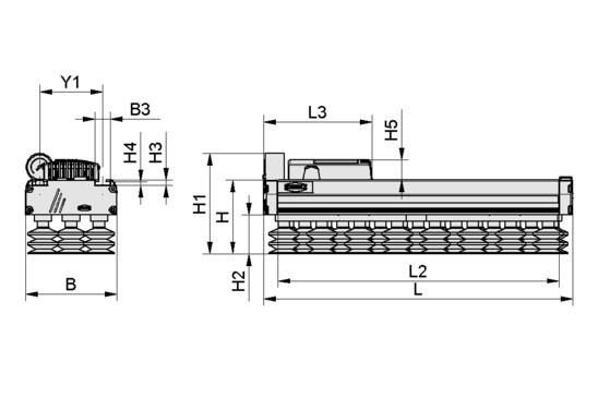 FXP-SW90 1234 5R36 SPB2-20P