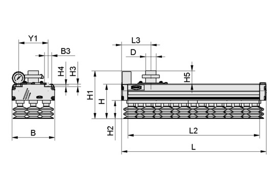 FMP-SVK 1036 5R36 SPB2-20P G60