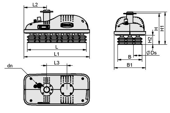 FXCB-SW150 297 3R54 SPB2 40 P VSi NO
