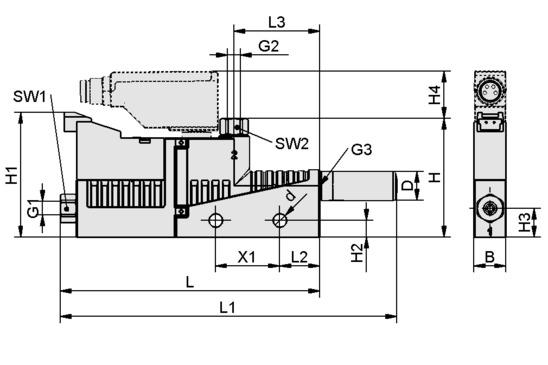 SBP-C 05 G01 NC VS-T