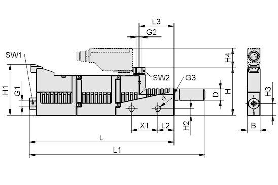 SBP-C 05 G01 NC AI VS-T