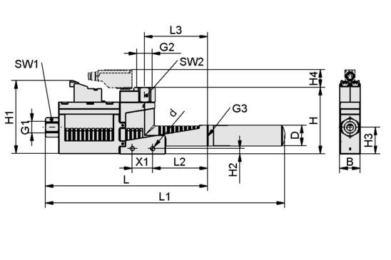 SBP-C 25 G03 NO A VS-T