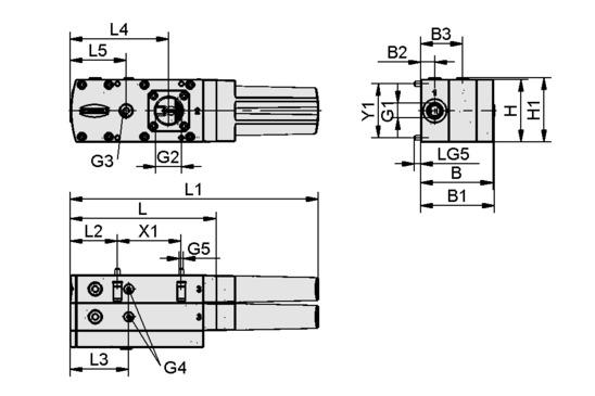 SBPL 100 HF NPT
