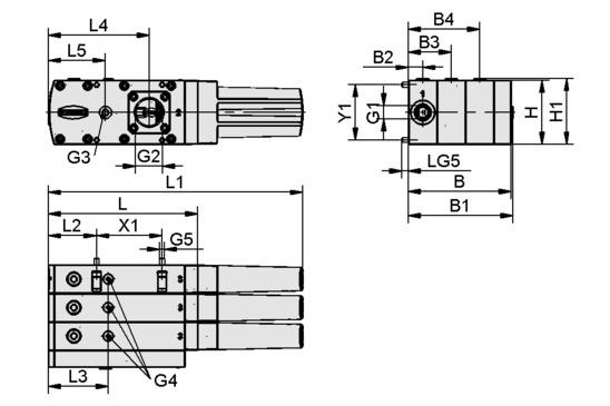 SBPL 125 HF NPT