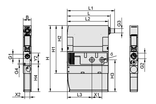 SCPi 15 NC VD M12-5