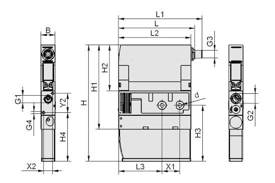 SMPi 25 IMP RD M12-5