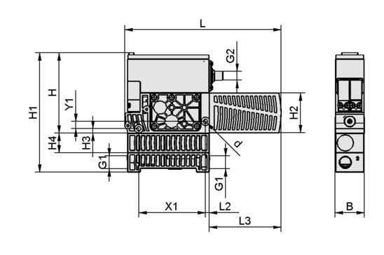 SXMPi 25 IMP H PC 2xM12-5