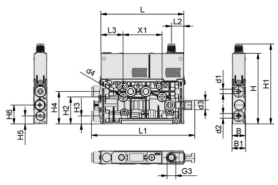 SCPMc 03 S01 NO M8-6 PNP AAN