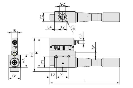 SCPS-L HV 3-16 NC M12-5 PNP